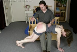 Real Spankings Institute - Kathy's Maintenence Spanking Part 1 - image 13