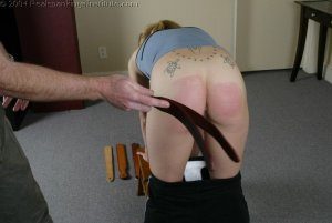 Real Spankings Institute - Mr M. Spanks Jennifer For Too Many Infractions. - image 4