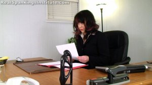 Real Spankings Institute - Dress Code Violation (part 1 Of 2) - image 16