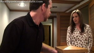 Real Spankings Institute - Riley Spanked By The Dean (part 1 Of 2) - image 15