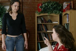 Real Spankings Institute - Amber's Arrival - image 13