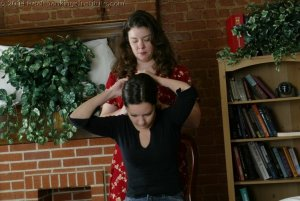 Real Spankings Institute - Amber's Arrival - image 15