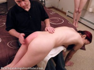 Real Spankings Institute - Kajira And Lila Caught In The Shower Together (part 1 Of 2) - image 15