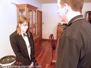 Real Spankings Institute - Roxie: Spanked Otk By The Dean - image 10