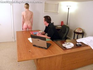 Real Spankings Institute - Lila Is Exposed And Spanked - image 4