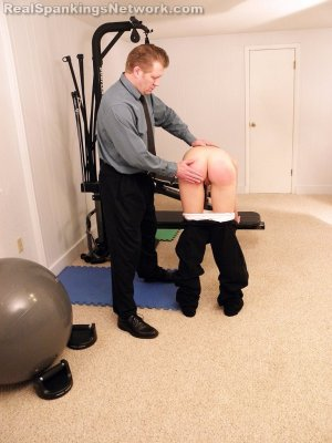 Real Spankings Institute - Monica Spanked For Her Bad Attitude - image 14