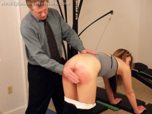 Real Spankings Institute - Monica Spanked For Her Bad Attitude - image 13