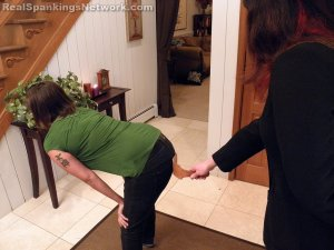 Real Spankings Institute - Zoe's Arrival To The Institute - image 11