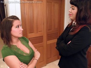 Real Spankings Institute - Zoe's Arrival To The Institute - image 15