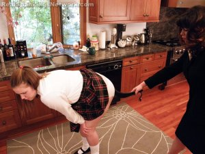 Real Spankings Institute - Dont Be Late For Class Again! - image 6