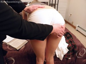 Real Spankings Institute - Monica's Dorm Room Inspection (part 1 Of 2) - image 8