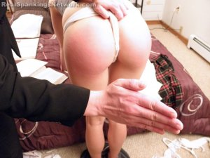 Real Spankings Institute - Monica's Dorm Room Inspection (part 1 Of 2) - image 6