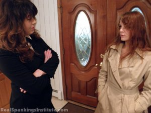 Real Spankings Institute - Syrena's Arrival To The Institute - image 3