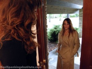 Real Spankings Institute - Syrena's Arrival To The Institute - image 4