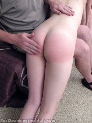 Real Spankings Institute - Roxie And Allison Caught Making Out (part 1 Of 3) - image 16