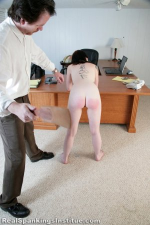 Real Spankings Institute - Kat's Arrival To The Institute - image 11