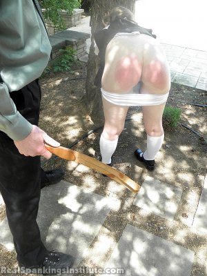 Real Spankings Institute - Ivy Spanked By Danny (part 2 Of 2) - image 16
