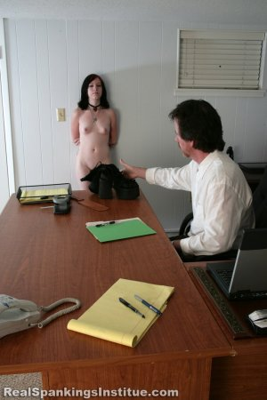 Real Spankings Institute - Kat's Arrival To The Institute - image 13