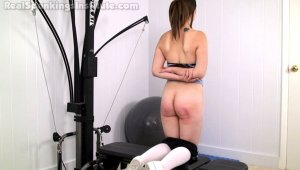 Real Spankings Institute - Harlan Spanked In The Gym - image 4