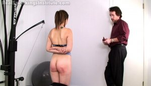 Real Spankings Institute - Harlan Spanked In The Gym - image 12