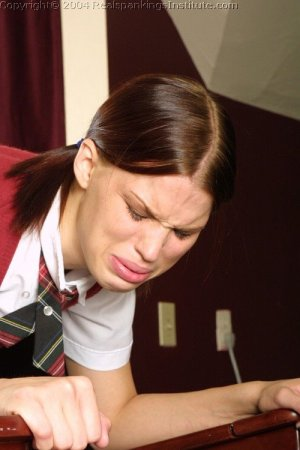 Real Spankings Institute - Betty Finds Kailee In Teachers Files Part 2 Of 2 - image 11