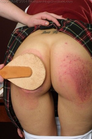 Real Spankings Institute - Betty Finds Kailee In Teachers Files Part 2 Of 2 - image 7