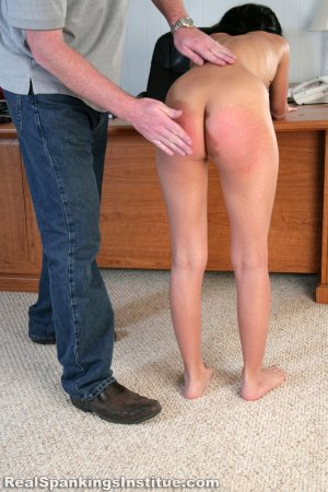 Real Spankings Institute - Kiki's Arrival To The Institute (part 2 Of 2) - image 17