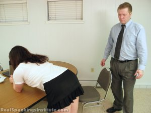 Real Spankings Institute - Betty's Quarterly Review (part 1 Of 3) - image 8