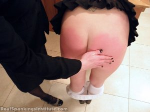 Real Spankings Institute - Brooke's Bad Day (part 1 Of 2) - image 5