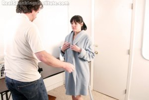 Real Spankings Institute - Samantha Punished By The Dean - image 8
