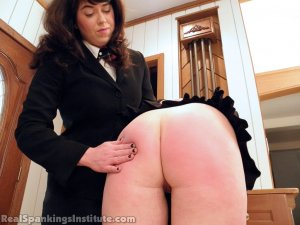 Real Spankings Institute - Brooke's Bad Day (part 1 Of 2) - image 11