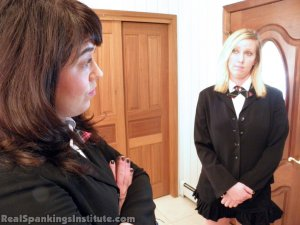 Real Spankings Institute - Brooke's Bad Day (part 1 Of 2) - image 6