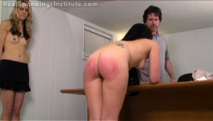 Real Spankings Institute - Samantha Arrives At The Institute (part 2 Of 2) - image 12