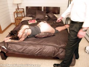 Real Spankings Institute - The Dean Follows Up With Jade - image 12