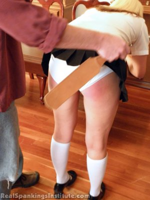 Real Spankings Institute - Summer's Arrival To The Institute - image 7
