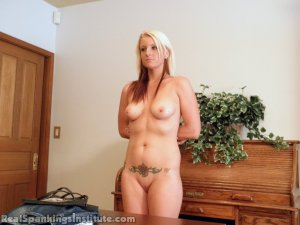 Real Spankings Institute - Summer's Arrival To The Institute - image 5
