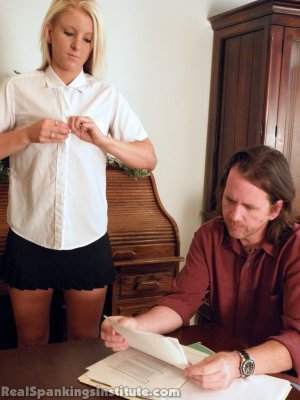 Real Spankings Institute - Summer's Arrival To The Institute - image 3