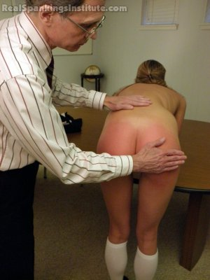 Real Spankings Institute - Introducing Mr. West To Rsi - image 8
