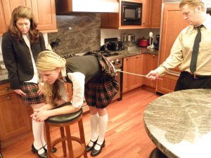 Real Spankings Institute - Monica And Betty Plan A Night Out (part 2 Of 2) - image 6