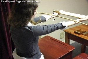 Spanking Bailey - Bailey's Double Punishment - image 6