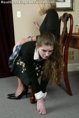 Spanking Bailey - Bailey Asks For Discipline - image 7