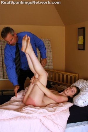 Spanking Bailey - Mr. Daniels Spanks Bailey - image 9