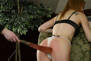 Spanking Teen Jessica - Faces: Jessica - image 1
