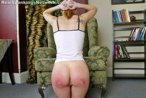 Spanking Teen Jessica - Hidden Report Card Pt. 2 - image 9