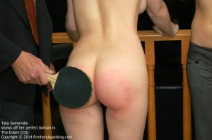Firm Hand Spanking - The Intern - Cg - image 2