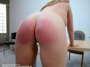 Firm Hand Spanking - 25.01.2005 - Bare Bottom Strapping - image 14