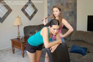 Firm Hand Spanking - 26.02.2016 - Sorority Sisters - Cj - image 18