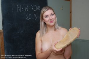 Firm Hand Spanking - 01.01.2018 - New Years Special - image 15