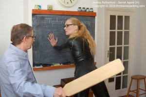 Firm Hand Spanking - Secret Agent - H - image 2