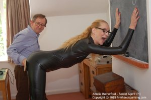 Firm Hand Spanking - Secret Agent - H - image 5